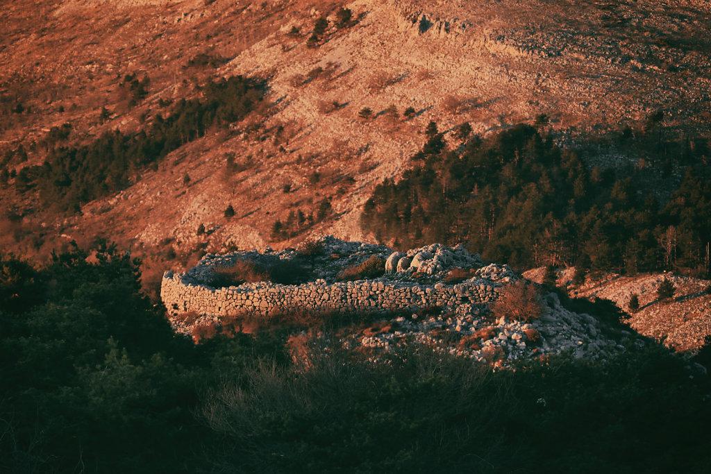 Castellaras de la Malle